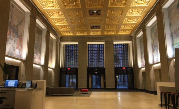 501 Boylston Lobby Renovation