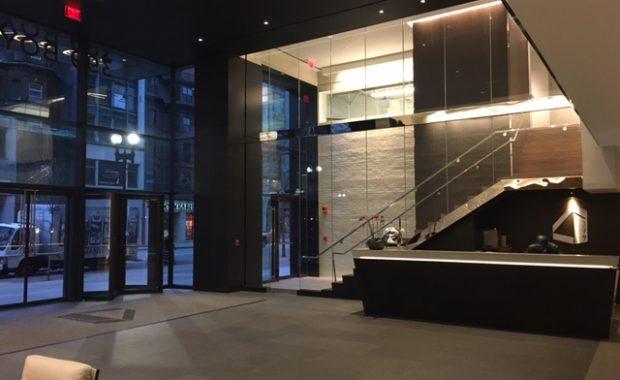 399 Boylston Street Lobby Renovation